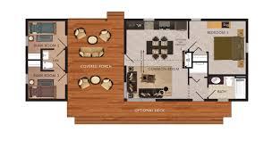 covered deck plans for mobile homes best of 1 bedroom modular homes floor plans best 48