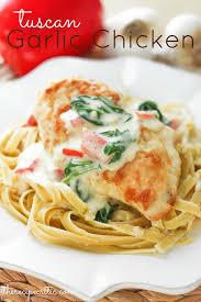 olive garden tuscan garlic chicken. Delighful Tuscan Tuscan Garlic Chicken On Olive Garden The Recipe Critic