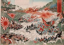 Image result for 1st sino-japanese war