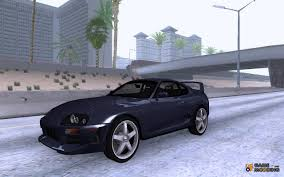 1998 Toyota Supra RZ for GTA San Andreas
