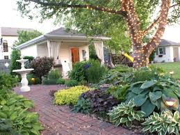 shade garden ideas small