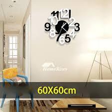 living room wall clocks room a new home decor wall