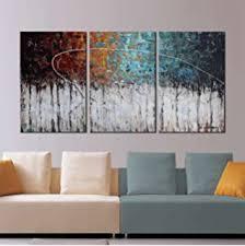 amazon com asmork canvas oil paintings abstract wall art