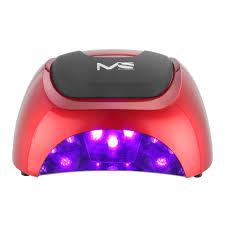 2017 Melodysusie Professionele Led Uv Lamp 48 W Led Lamp Nail Voor Polish Gel Curing Nail Gereedschap Auto Hand Sensor Eu Ons Uk Plug