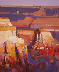 saatchi art artist vahe yeremyan painting grand canyon sunset landscape oil painting