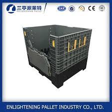 plastic pallets for sale. heavy duty large stackable hdpe collapsible plastic pallet box for sale pallets