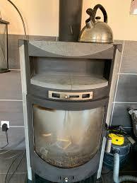 Hilfe Beim Kamin Feuer Ofen