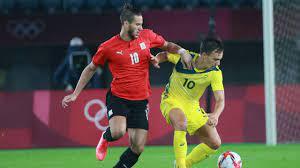 موعد مباراة مصر والبرازيل في ربع نهائي أولمبياد طوكيو 2020
