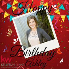 Happy Birthday Ashley Easley!! 🎂 - Keller Williams Realty Premier Partners    Facebook