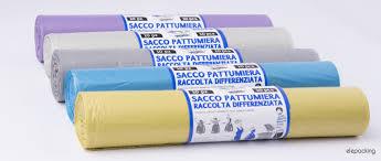 Casorate Sempione: distribuzione sacchi per la raccolta differenziata -  Varesepress.info