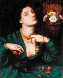 dante gabriel rossetti monna pomona 1864