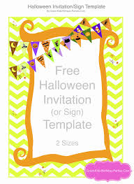 Blank Halloween Invitation Templates 35 Awesome Collection Of Blank Party Invitation Templates
