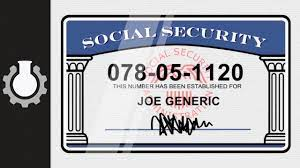 Social Security Cards Explained - YouTube