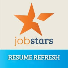 Resume Refresh Jobstars Resume Writing Career Coaching