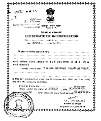 Sample Company Memorandum Memorandum And Articles Of Association Of Tata