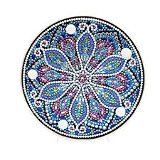 Prosperveil <b>DIY</b> 5D <b>Diamond Painting Mandala</b> Kits with Warm ...