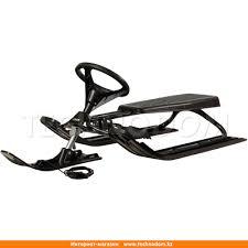 <b>Снегокат Stiga Snowracer</b> Classic Steering Sledge (black). Купить ...