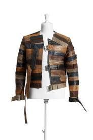 leather belt jacket this needs to get in my closet simon flenley pond h m x maison martin margiela