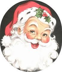 vintage santa claus face clipart. Contemporary Clipart Vintage Santa Claus Clipart 1 With Face G