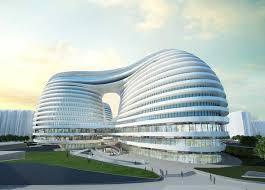 architectural building designs. Galaxy SOHO, Futuristic Architecture Design By Zaha Hadid - Dream Home \u0026 Modern Architectural Building Designs