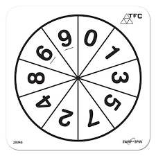number templates 1 10 27 images of number wheel template leseriail com