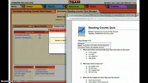 Reading Counts Lexile Level Chart Printing Scholastic Reading Counts Quizzes Youtube