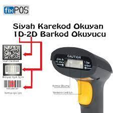 FixPOS Karekod Okuyan 1D - 2D Barkod Okuyucu Fiyatı