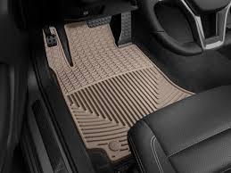 front rubber mats buick enclave