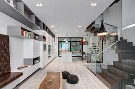 Dash Design New York Ny House Bringing A Dash Of New York Into A Modern Toronto Home