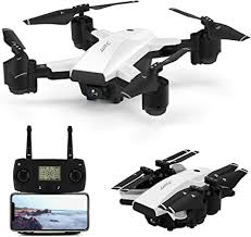 JJRC 5G WiFi FPV Foldable Drone with 1080P HD ... - Amazon.com