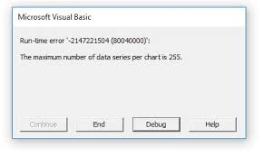 Microsoft Graph Chart Vba Error Occuring When Trying To Produce Graph From Other Sheet