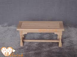 unfinished dollhouse furniture. Unfinished DIY Dollhouse Furniture Miniature Dining Table Wooden Doll Desk In Room Dolls \u0026 Miniatures F