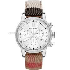 men s burberry the utilitarian house check chronograph watch mens burberry the utilitarian house check chronograph watch bu7820