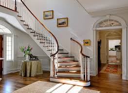 Based on the functionality and shape of staircase you require for your  home, you can narrow down the large selection of timeless staircase ideas  by style ...