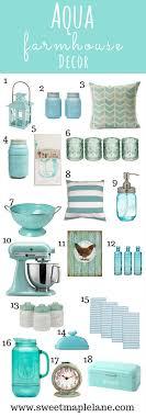 Blue Kitchen Decor Accessories 25 Best Ideas About Aqua Decor On Pinterest Aqua Blue Rooms