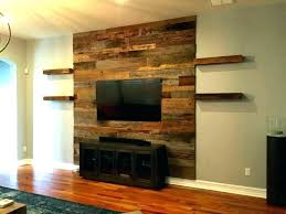 reclaimed wood tv accent wall wood accent wall behind accent wall ideas on bedroom wall ideas