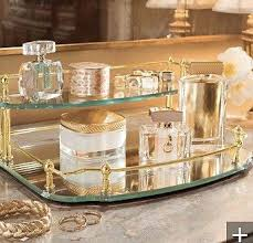 Bathroom Vanity Tray Decor Bathroom Vanity Tray Medium Size Of Trays For 60 Verdesmoke 29
