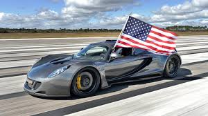 Small Picture Hennessey Venom hits record 27049mph Top Gear