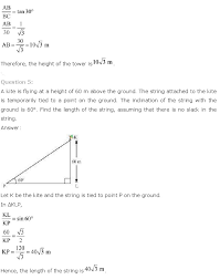 NCERT Solutions for Class 10th Maths: Chapter 9 – Some ...