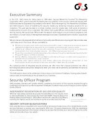 Contractor Proposal Template Security Contract Template Security Contract Proposal