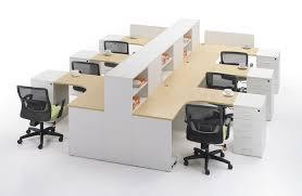 office desk workstations. Modular Office Furniture Wood Box Storage Desk Chair Shares Module Workstations D
