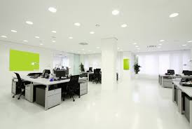 workspace lighting. Office-amp-Workspace-Spacious-Cool-Office-Design-Feature-Play-Of Workspace Lighting R