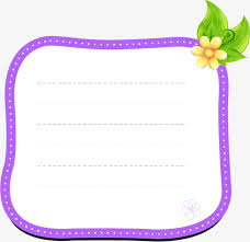 purple note cards vector purple paper notes note cards text box paper notes png and