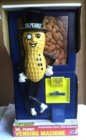 Mr Peanut Vending Machine Best Planters Mr Peanut Vending Machine 48