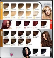 Advance Techniques Professional Hair Color Collection