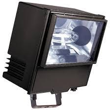 lumark ws40 400 watt high pressure sodium flood fixture 4 tap includes lamp