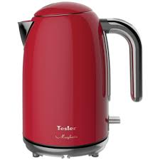 Купить Электрочайник <b>Tesler KT</b>-<b>1755</b> Red в каталоге интернет ...