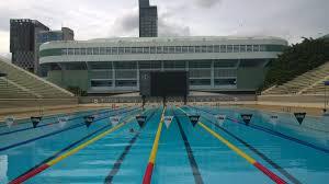 olympic size swimming pool. Public Swimming Pool In Bangkok: Wisutamol (Olympic Size) Olympic Size Swimming Pool