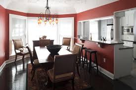 transitional dining room in bradenton photography by mark borosch