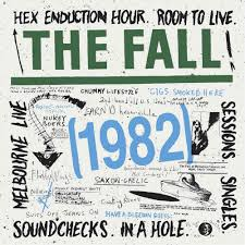 The Fall 1982 6 Cd Boxset Hex Enduction Hour In A Hole